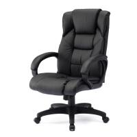 【品牌直供】日本SANWA 特价包邮!舒适经典老板椅/办公椅/电脑椅/转椅 100-SNC015 防水 柔软舒适 2色可选