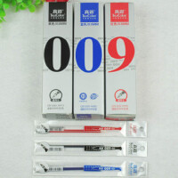 真彩中性笔芯 GR-009替芯 0.5mm子弹头笔芯 009笔芯 水笔笔芯