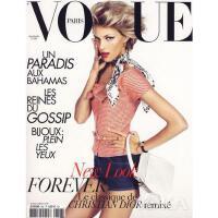 vogue paris 法国版 时尚服装杂志订阅 全年10期