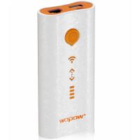 沃品3G无线wifi路由器 移动电源/充电宝/云电宝PG008 10400毫安