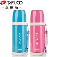 日本泰福高保温壶 大容量不锈钢真空保温瓶大容量户外保温杯水壶