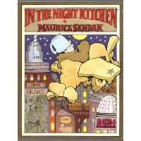 In the Night Kitchen [Paperback]夜晚的厨房(凯迪克银奖,平装) ISBN9780064434362