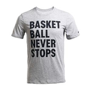 Nike耐克 男子运动休闲短袖T恤 778493-063-100