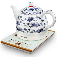 Royalstar/荣事达 TC08-20M家用陶瓷电热水壶304不锈钢烧水壶保温