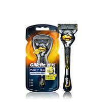 吉列(Gillette)手动剃须刀锋隐致护1刀架1刀头