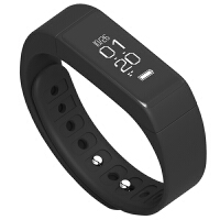 埃微i5plus智能手环运动手环智能来电提醒记步睡眠计步器