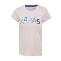 ADIDAS阿迪达斯 女子运动休闲短袖T恤 AP5901 AP5902 AP5903