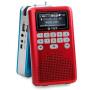 不见不散LV290点歌唱戏机老年收音机 便携插卡音箱播 老人随身听 一键切换,操作简单 多种颜色