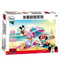 【当当自营】迪士尼拼图 米奇拼图益智玩具 200片装 11DF2002214
