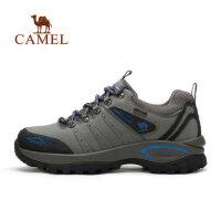 camel骆驼户外休闲鞋 秋冬新款 男女款登山鞋