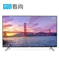 【CAN看尚官方旗舰店】看尚CANTV C42S(一年合约机版) 42英寸高清窄边网络智能电视