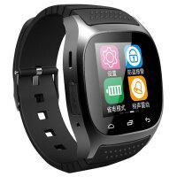 时尚多功能智能手表蓝牙潮LED电话音乐运动闹钟拍相户外电子表 可礼品卡支付