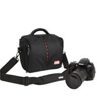 锐玛SS03摄像包 适用600D 60D 7D D90 D7000 相机包 单反包 单反相机包 小号+礼品