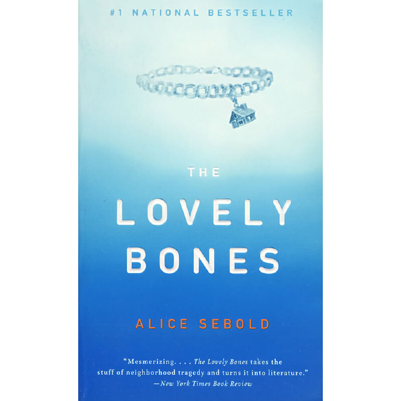英文原版书 小说fiction  可爱的骨头/the lovely bones