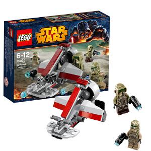 [当当自营]LEGO 乐高 星球大战系列 战斗套装系列 - 卡西克骑兵 积木拼插儿童益智玩具 75035