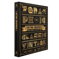 Retro Graphics 复古平面 复古元素 广告海报设计平面艺术设计图书