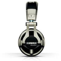 舒尔 Shure SRH750DJ 强劲重低音头戴式专业DJ监听HiFi耳机 香槟色