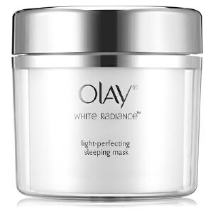 [当当自营] Olay玉兰油 水感透白光塑晚安水凝膜(免洗易吸收 补水 提亮肤色) 130g