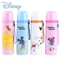 迪士尼不锈钢儿童保温杯 男童女童便携防漏米奇保温水杯 5770