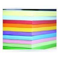 彩色A4纸 手工纸 十色一包 100张入 A4彩色复印纸