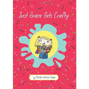Just Grace Gets Crafty    ISBN:9780544080232