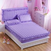 梵巢家纺 床笠单件席梦思保护套 床垫套/1.8m米 防滑床单床套