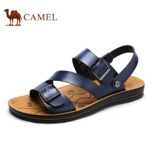 camel骆驼凉鞋 夏季新款 日常休闲沙滩鞋舒适百搭凉拖鞋 男款