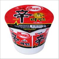 韩国进口食品 农心 辛拉面大碗114g碗