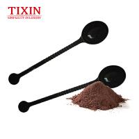 TIXIN/梯信 塑料量豆勺 咖啡量勺 果粉勺 公克勺 咖啡粉勺 平勺