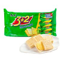 [当当自营] 康师傅 3+2苏打香清新柠檬味分享装 500g