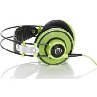 爱科技 AKG Q701 昆西琼斯系列  白色 黑色 绿色供选择 备受发烧友好评的畅销款 高端流行人声耳机 美国音乐界教父昆西琼斯参与开发的签名版大作