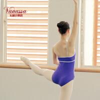 瓦娜沙芭蕾舞练功服 连体服 成人短袖舞蹈服体操服 形体服儿童舞蹈服BL-01
