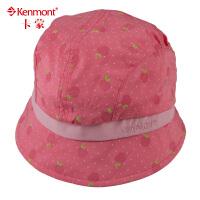 kenmont帽子 儿童 春夏天户外 遮阳帽 太阳帽0590