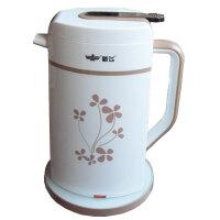 新飞 保温电热水壶  双层防烫电水壶 烧水壶1.8升 不锈钢内盖