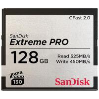 闪迪(SanDisk) CFast 2.0存储卡 128G 读515MB/s写450MB/s