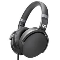 森海塞尔(Sennheiser)HD 4.30G/HD 4.30i  Black/white  线控可折叠封闭式 线控可通话耳机黑色、白色