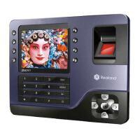 真地 ZDC90T 指纹考勤机 密码 刷卡考勤机 多功能网络指纹机