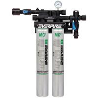美国爱惠浦净水器MC2 Twin双联商用终端自来水过滤直饮机