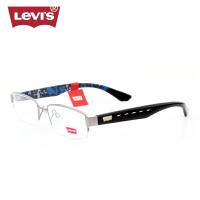 levi's/李维斯眼镜框近视男款半框眼镜架新品LS05135
