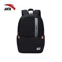 安踏双肩背包2017新款中学生书包时尚电脑包百搭日背包19738160
