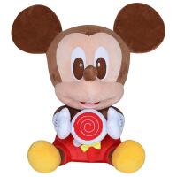 【当当自营】迪士尼毛绒玩具 米奇毛绒公仔1号棒棒糖系列
