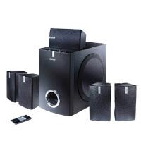 Edifier/漫步者 R351T07 5.1台式电脑音响音箱家庭影院低音炮影响