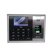 中控ZKT S30 时尚型彩屏指纹考勤机 指纹机 打卡机 带网络 打卡钟