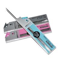 得力活动铅芯2B笔芯 铅笔芯 自动铅笔芯 0.5/0.7mm
