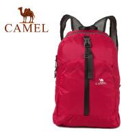 CAMEL骆驼 女背包徒步 登山双肩背包女性皮肤包