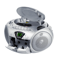 熊猫CD-100 CD机 胎教机 收录机 录音机 面包机 cd机便携磁带机