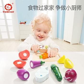 【特宝儿】海绵宝宝儿童口琴 木制吹奏玩具乐器 培养乐感