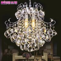东联欧式吊灯水晶灯具奢华水晶灯客厅灯餐厅卧室灯饰d55